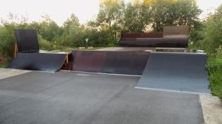 Skatepark Geltendorf 2013