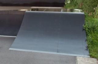 Jumpbox runde landung