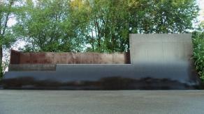 Quarter und Wall 4,5m