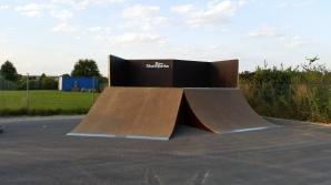 Ergoldsbach mit Gedo-Skatebelag