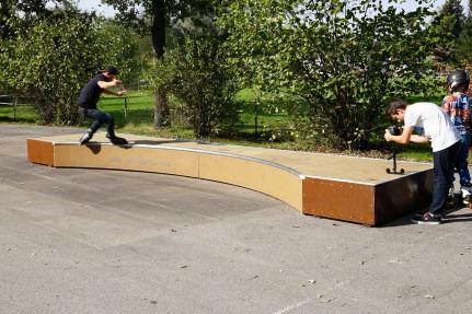 Skatepark Rosenheim