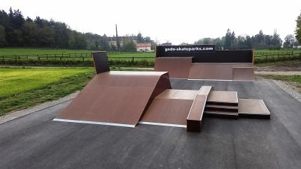 Inning mit Gedo-Skatebelag